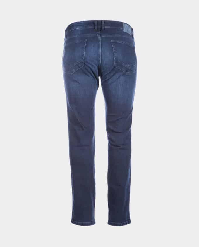 Jeans Madison Stone Wash Brut Camel Active Verso