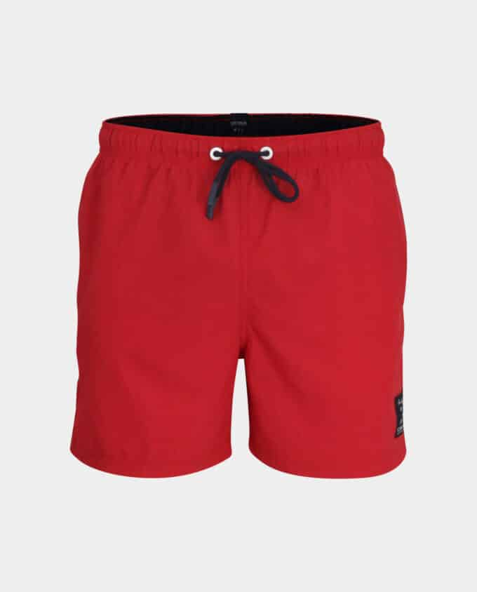 Short de Bain Rouge Ceceba Recto